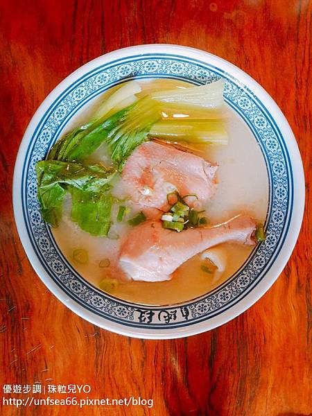 image007_YoYoTempo優遊步調_段純貞牛肉麵 不想吃辣的選燉雞麵也是齒頰留香.jpg