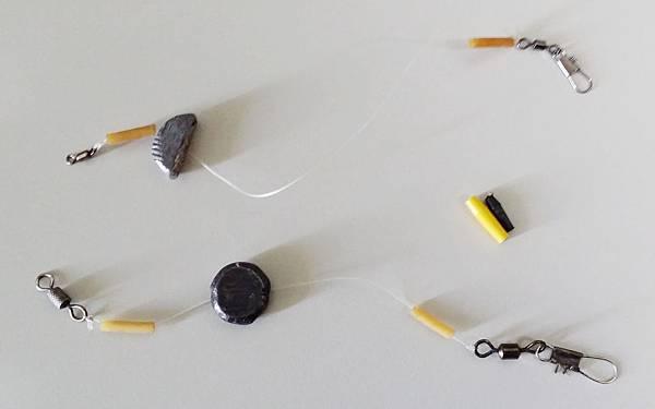 釣魚的方法02-鉛錘