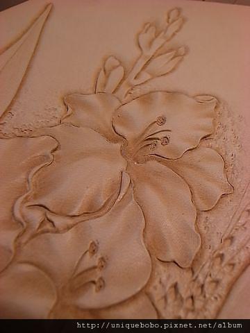 皮革雕刻-寫實的花朵-AA0107-R1064029 [640x480]