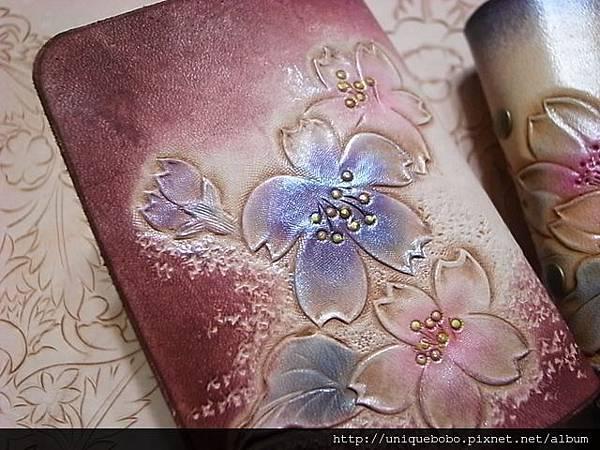 卡夾-櫻花
