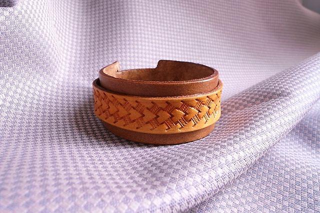 橘古銅雙色手環-HA0103-250