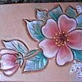 皮雕藝術雕刻梅花鑰匙圈-KF0202-280-_0026172 [640x480].jpg