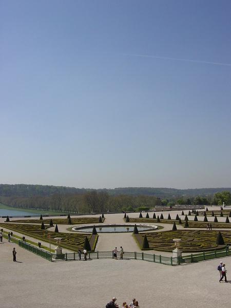 極美~凡爾賽宮一景