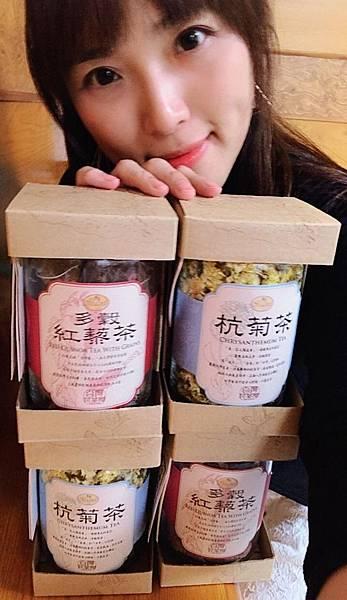 【開箱】聽說喝茶也能幫助睡眠?睡前來一杯嚴選台灣花茶讓身心沉澱。清香好喝的睡前放鬆茶-曼寧Magnet台灣杭菊茶&多穀紅藜茶