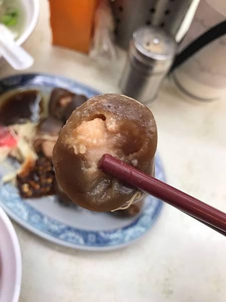 【新竹美食】新竹城隍廟美食/新竹城隍廟小吃-阿忠肉圓