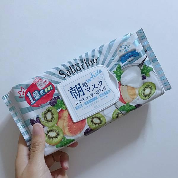 【開箱】日本人氣 BCL 一分鐘面膜系列-saborino 早安面膜(黃色經典、桃紅色莓果、白色奇異果、綠色葡萄柚)