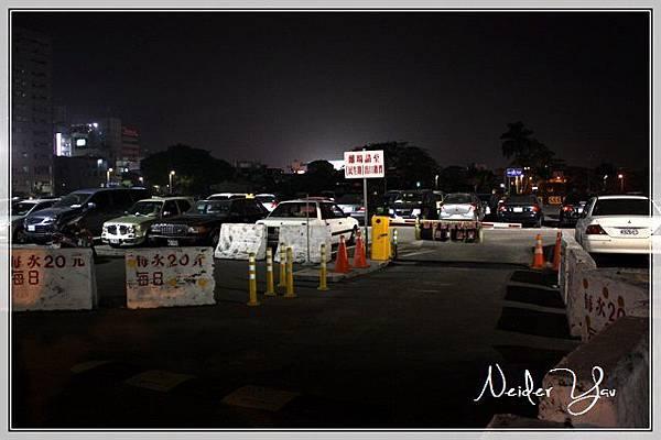 屏東夜市 停車場.JPG
