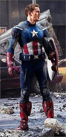 復仇者聯盟-美國隊長