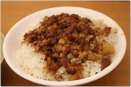 高雄市武廟-肉燥飯