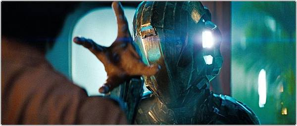 《超級戰艦》-外星人入侵