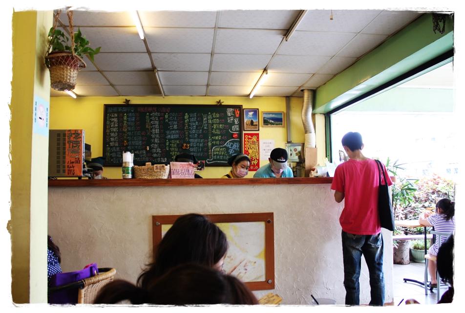 蔡蛋早餐店-吧台