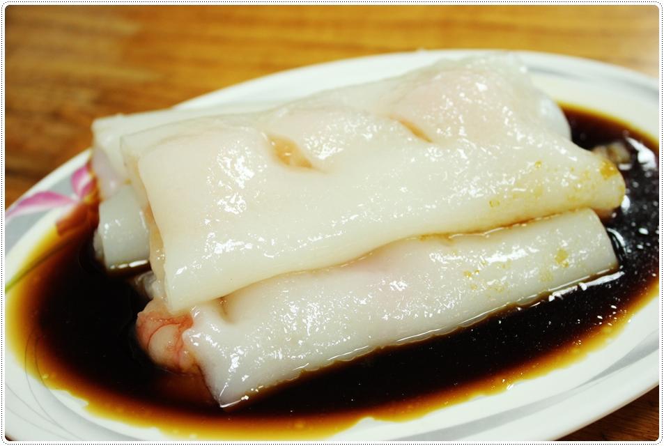林記香港粥品-蝦仁腸粉