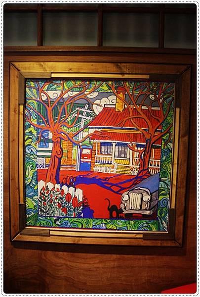Eske Place Coffee House-畫