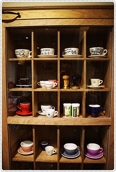 Eske Place Coffee House-簽名咖啡杯