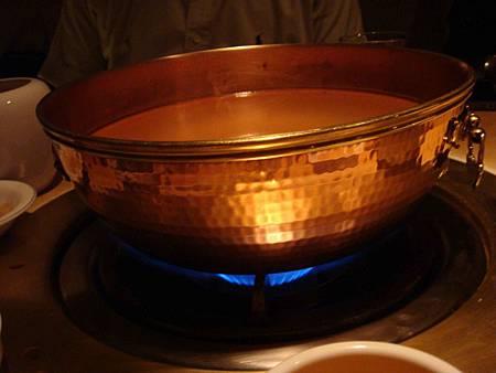 橘色涮涮鍋