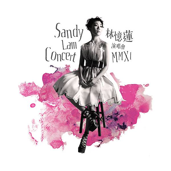 cover_2CD Sandy Lam Concert MMXI