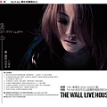 the Wall演出入場券