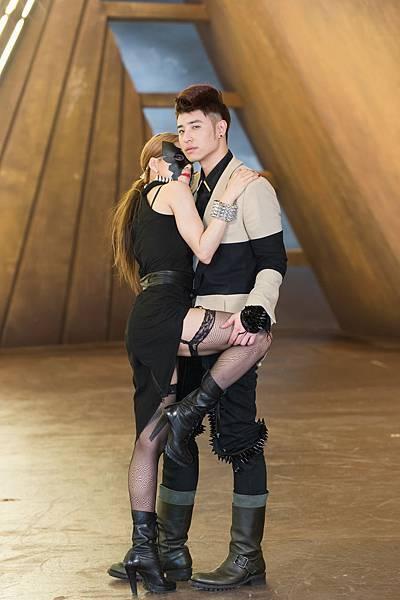 潘瑋柏[24個比利]MV大秀舞藝