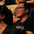 老公Tony專程飛往香港支持梁靜茹開唱