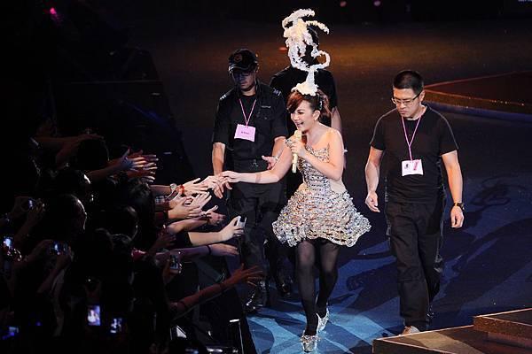 梁靜茹兩場香港安可加演唱獲得熱烈迴響