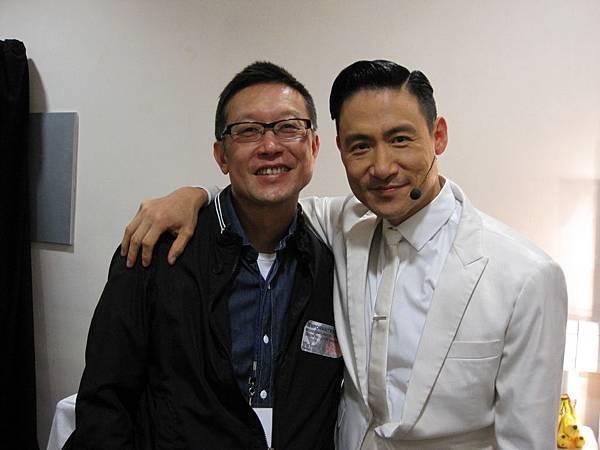 張學友獲好友劉偉強邀請 傾情獻唱電影《大上海》主題曲《定風波》