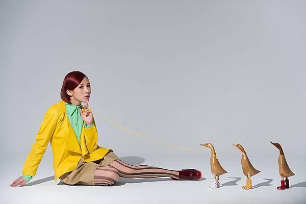 梁文音第4張全新專輯「黃色夾克」12月14日預購12月28日發行