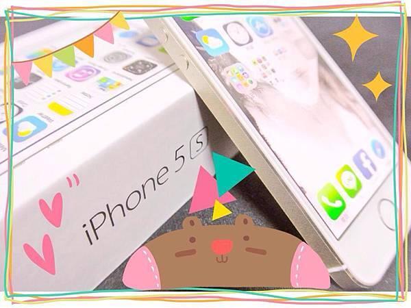 iPhone 5s♥
