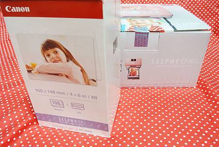Canon CP900♥