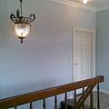 別墅內樓梯間