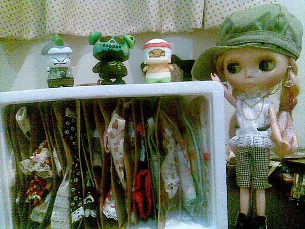 看看我的衣櫃~