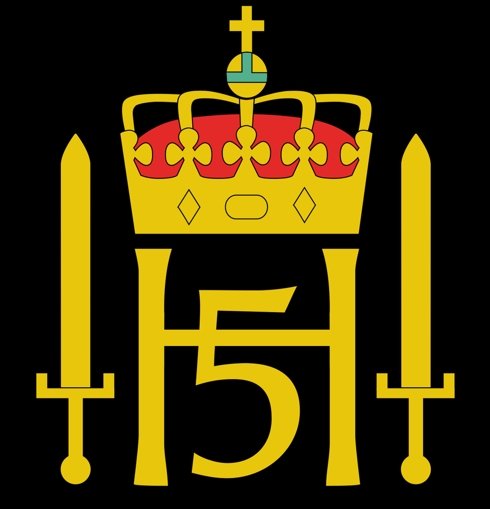 NORWAY:HMKG INSIGNIA.png