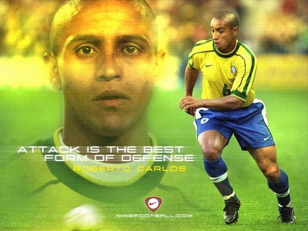 Roberto Carlos_Brazil_Nike