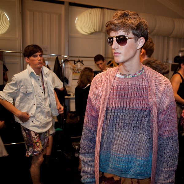 James Long SS11 BS by Robin Sinha