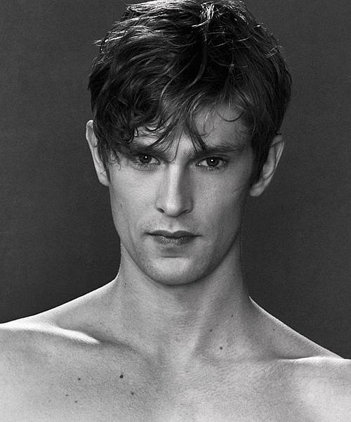 Mathias Lauridsen降臨GQTaiwan