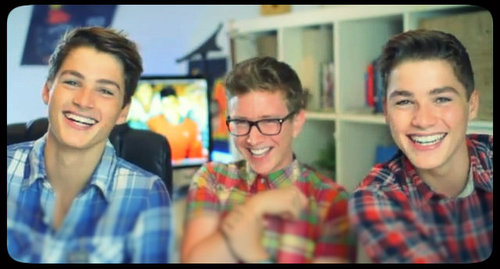 Jack & Finn Learn Gay Slang - The Harries Twin 中文字幕
