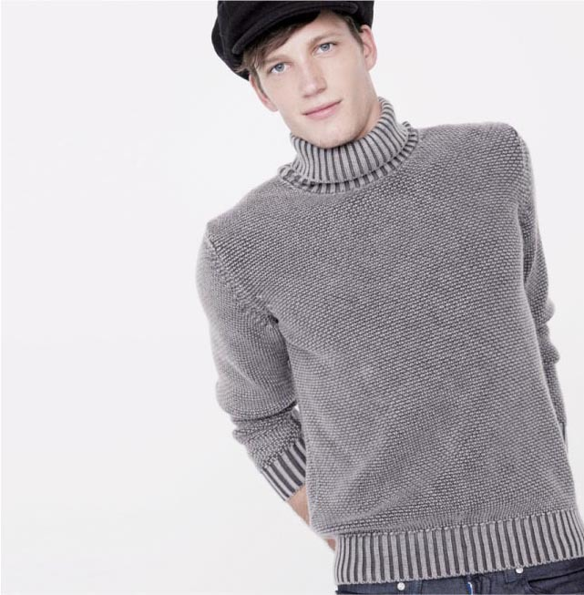 Florian Van Bael for JR Osaka Isetan AW12 Catalog