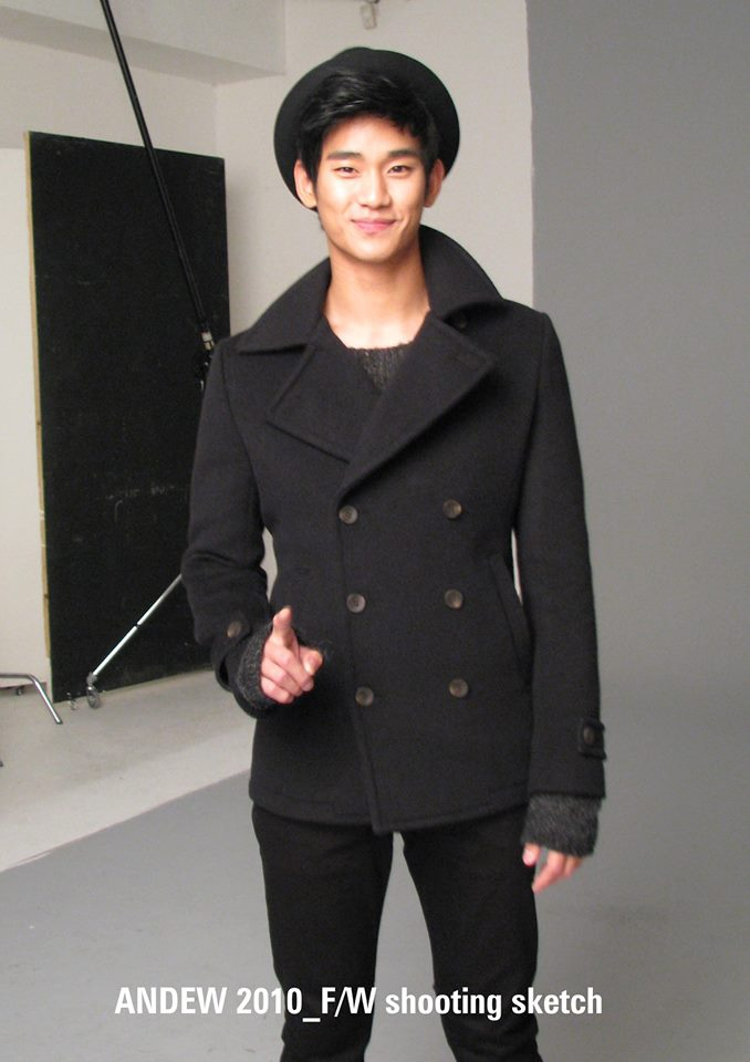 Andew 2010 FW catalog outtake