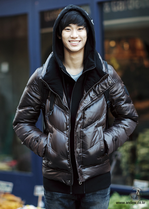 Andew 2010 FW 김수현