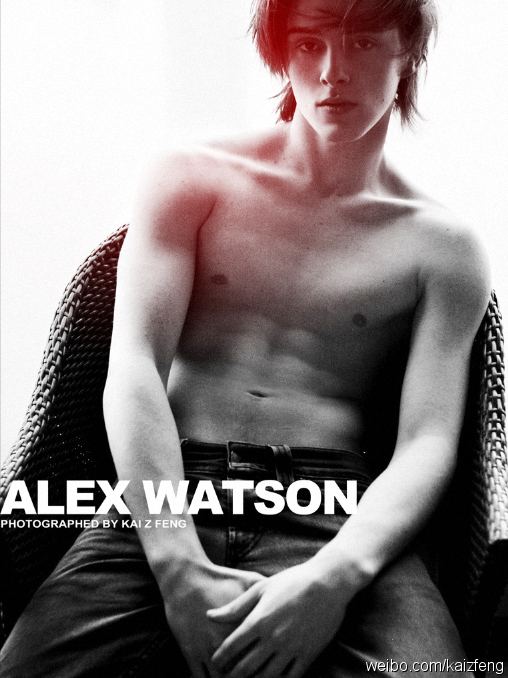 Alex Watson by Kai Z Feng