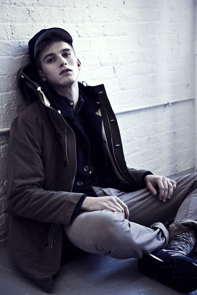 Nico Krull & RJ King by Taea Thale for T Magazine