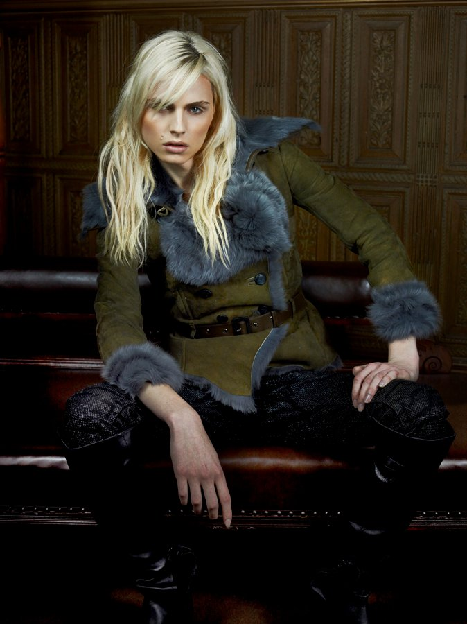 Andrej Pejic by Emily Abay for J'Aton Couture