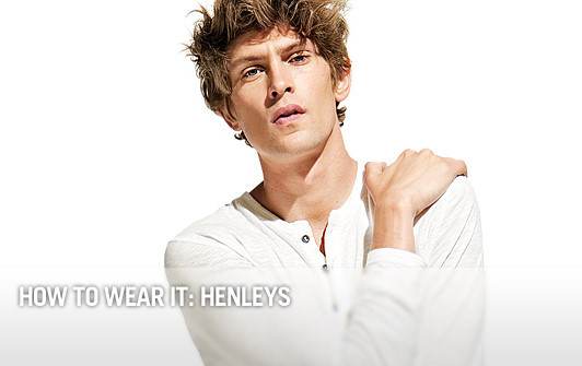 Mathias Lauridsen for HM FW10 campaign