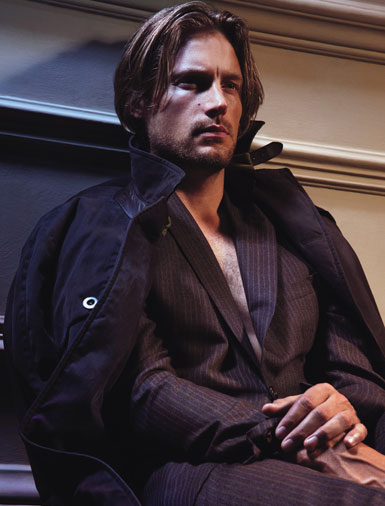 Gabriel Aubry for Details Sept. 2010 by Alexei Hay