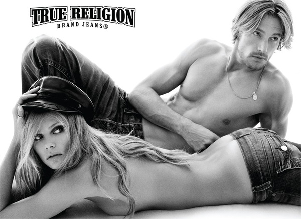 True Religion Brand Jeans - 2010 Spring Ad Campaign