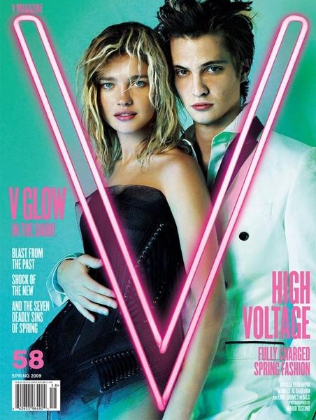 V Magazine #58