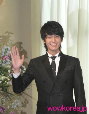 林周煥in Japan fan meeting