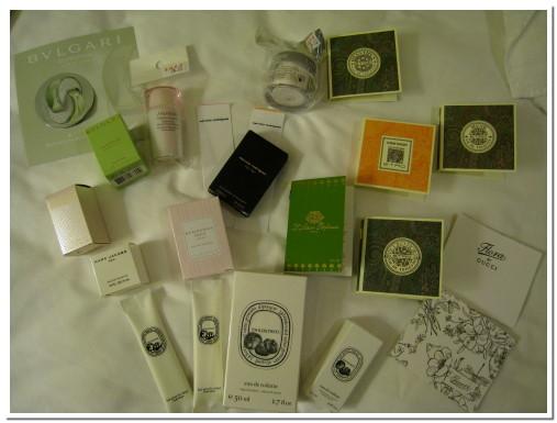 化妝品香水