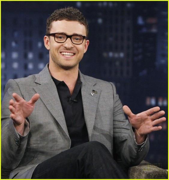 Justin Timberlake in Jimmy Kimmel show