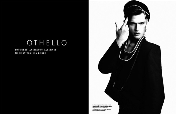 Othello - Bon Magazine Summer 2009