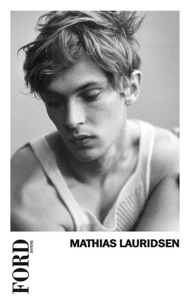 Mathias L. in Paris Men S/S 10